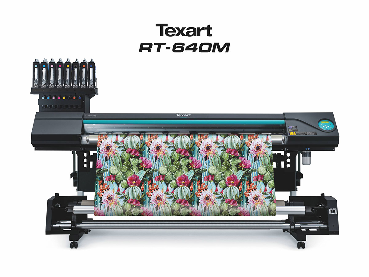Roland RT-640M - QPS - quality inks, technical services, media